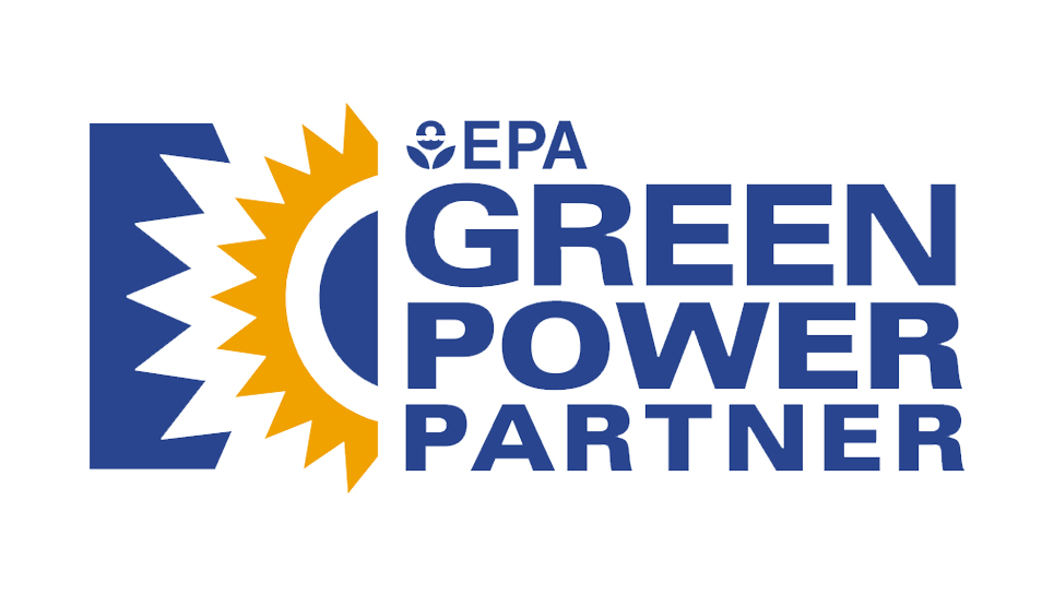 U.S. Environmental Protection Agency's Green Power Community Challenge Logo