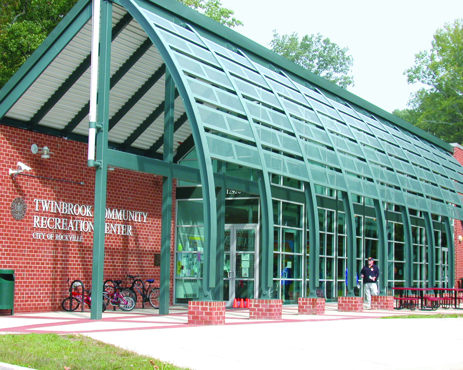 Twinbrook Community Center Exterior