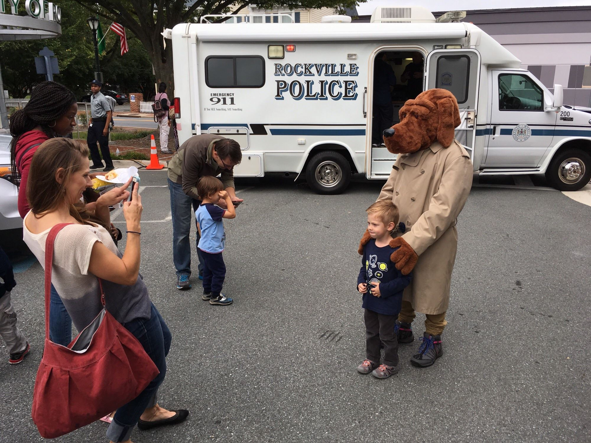 Rockville Police Department Open House