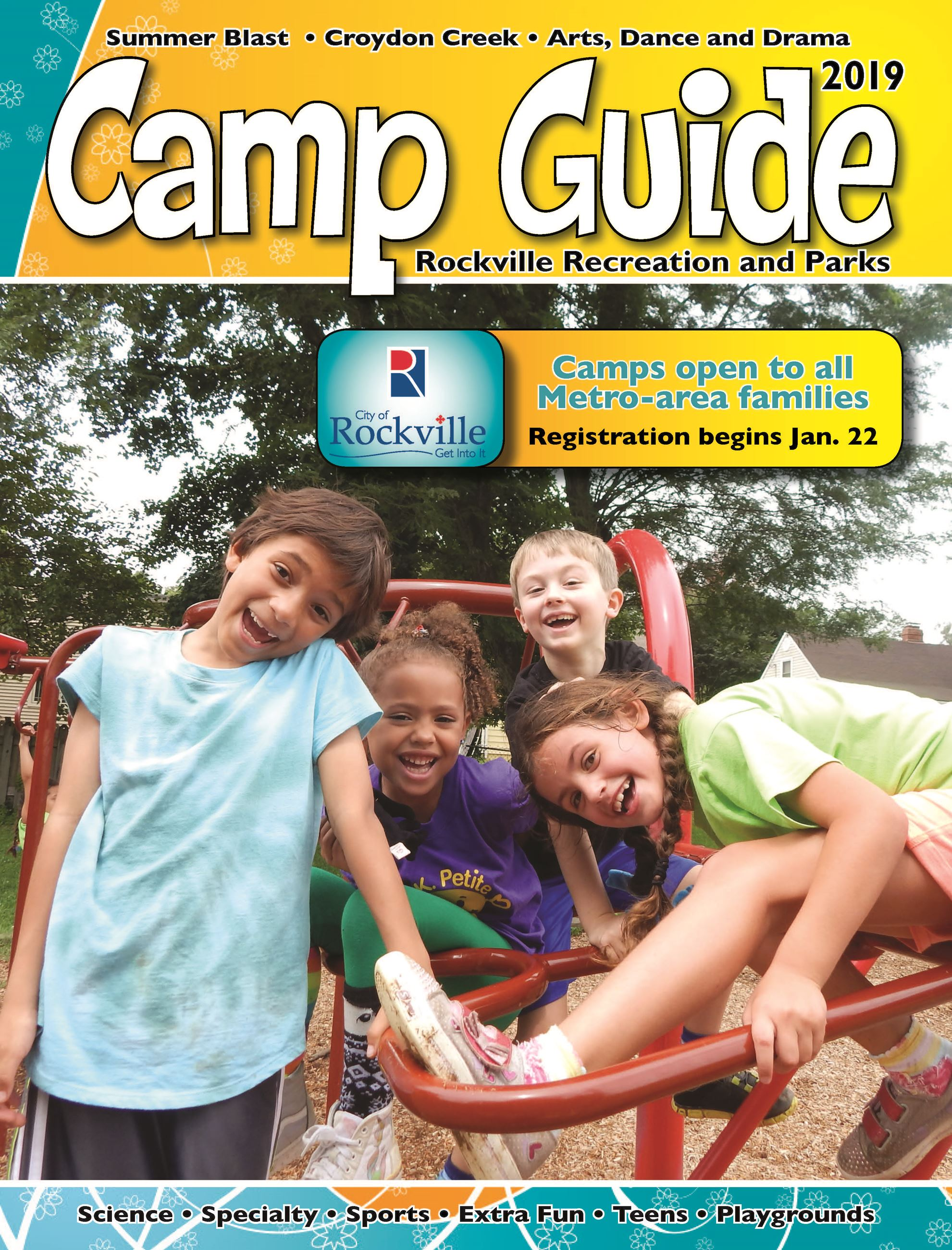 2019 Camp Guide Cover