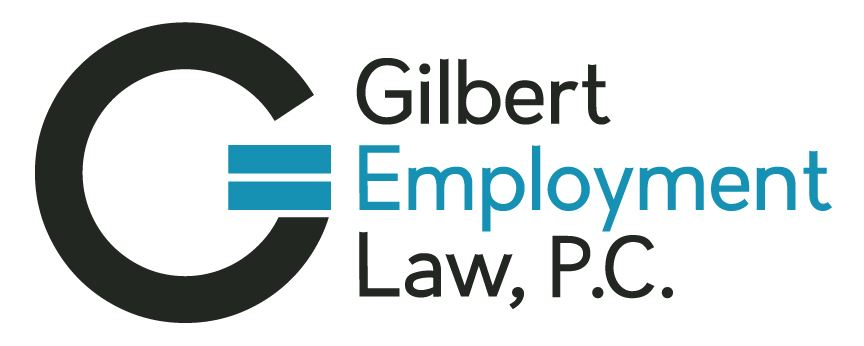 Gilbert Employment Law, P.C. Logo