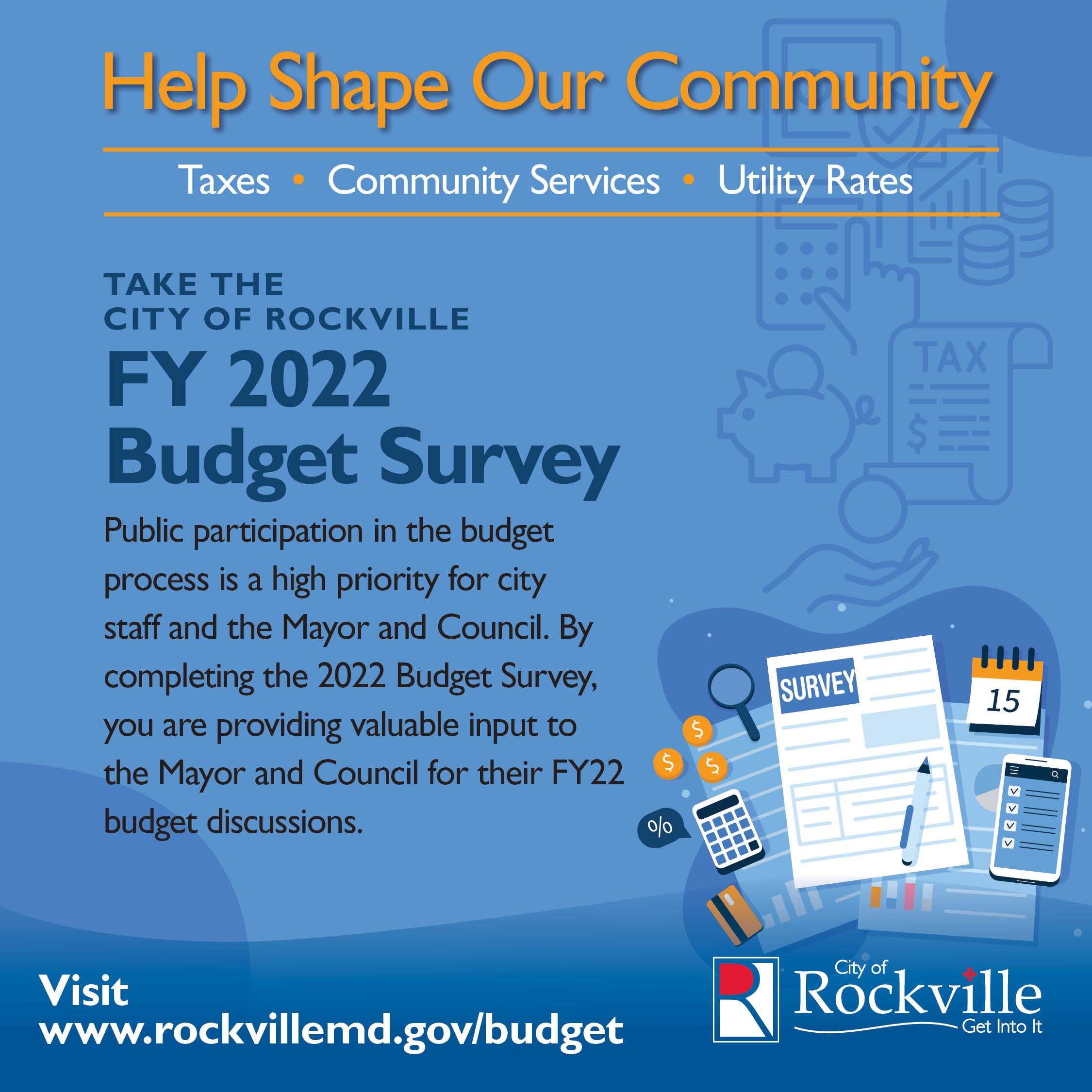 Budget survey eflier2020