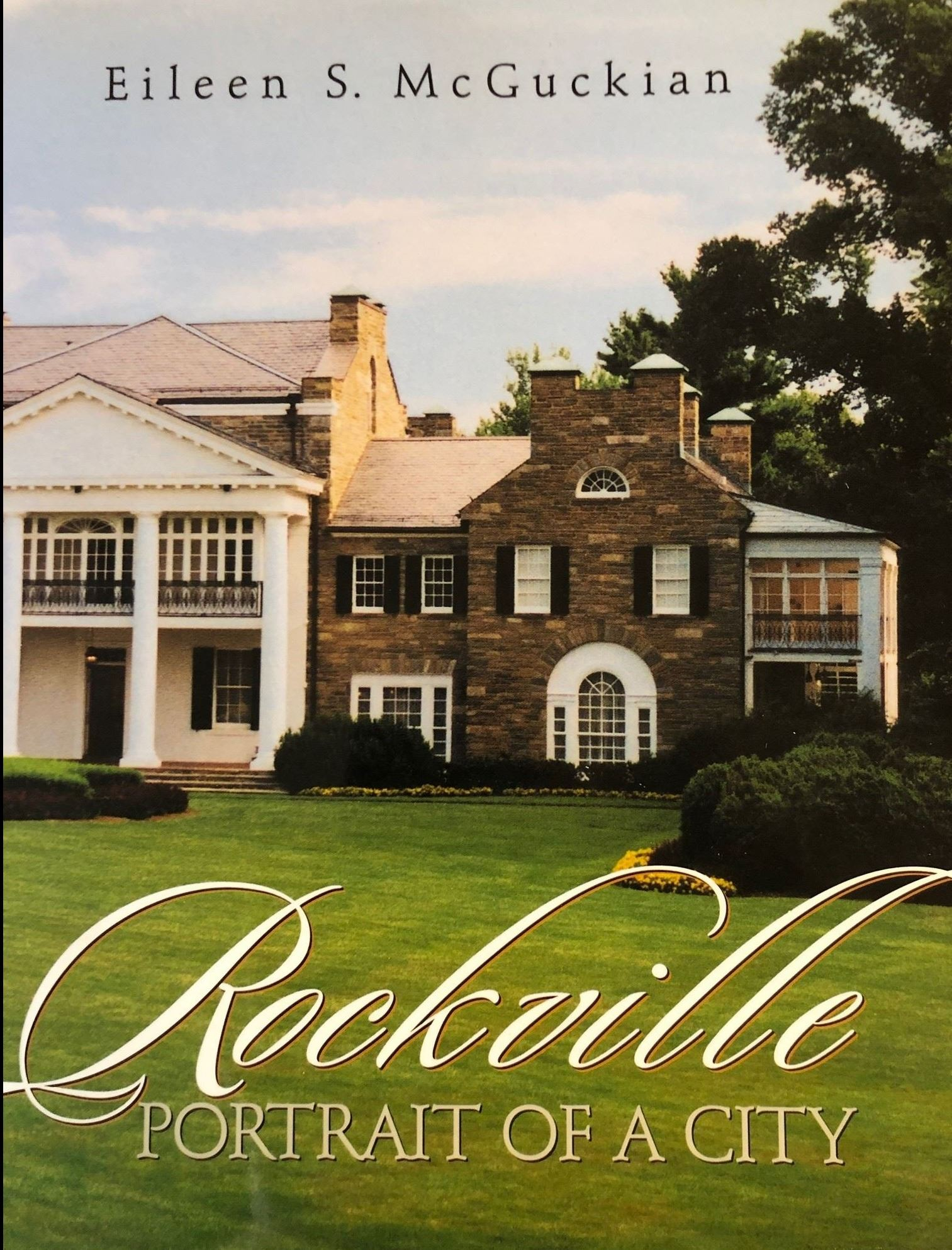 Rockville Portrait of a City Publication Cover
