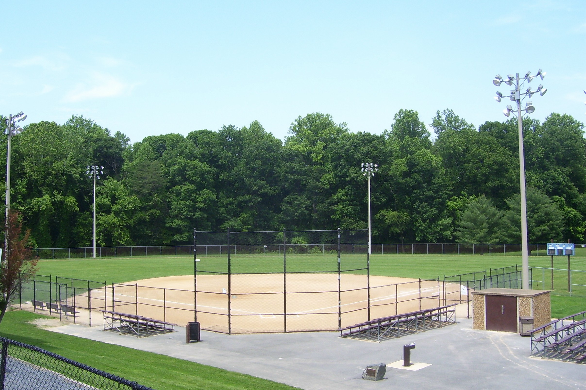 Broome Athletic Field