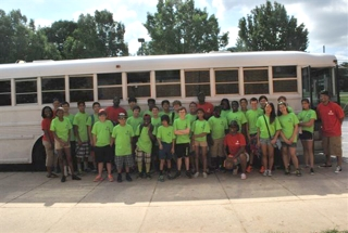 TOTG heading to Six Flags 6-26-14